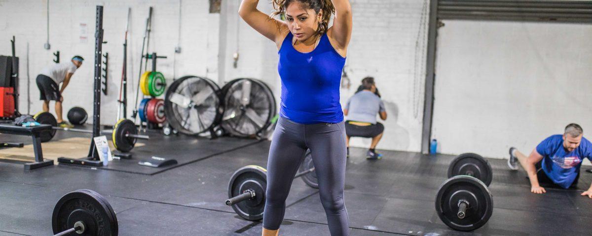 CrossFit, Dutch Kills, Astoria, Queens, New York City